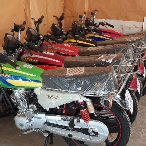 انواع موتورسیکلت کمپانی۹۹ صفرکیلومتر