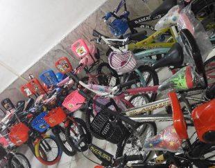 دوچرخه دخترانه و پسرانه