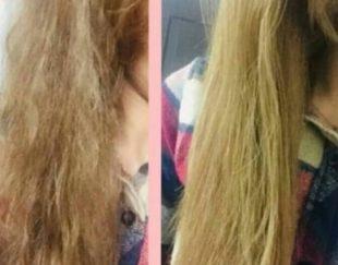 ماسک مو صد در صد گیاهی هلث نوشن