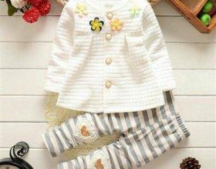 پوشاک زنانه و بچه گانه از ۵هزار تومان تا ۴۰ هزار تومان