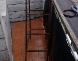 چهار پایه آهنی
