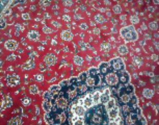 فرش ۹ متری قرمز