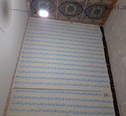رنگ کاری و طرح کاغذ دیواری
