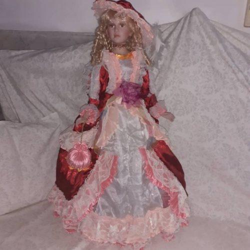 عروسک سرامیکی