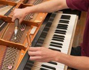 آموزش کوک و رگلاژ پیانو