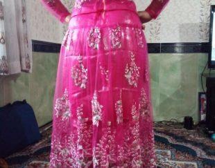 لباس زنانه بسیار زیبا