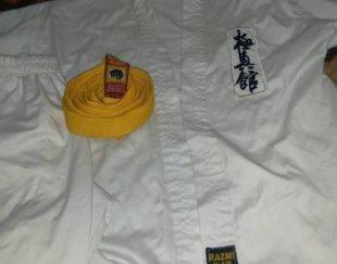 لباس کیوکوشین