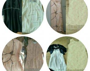 لباس کوتاه نزدیک به نو