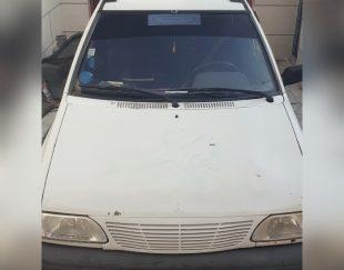 این ماشین به فروش میرسد در شهرستان نهبندان هستم