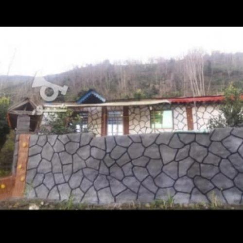 ویلاباغ ۱۲۰ متر بنا ۱۷۰۰ متر باغ کیوی پرتقال