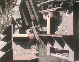 خط تولید (ریخته گری ریژه با قالب فلزی الومینیم)قطعات صنعتی وغیر صنعتی.
