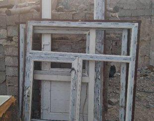 درب پنجره پی وی