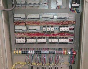 برقکار /برقکار صنعتی/برق صنعتی/مهندس برق/تابلو یرق