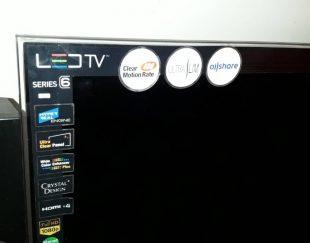 تلویزیون سامسونگ کره ای سایز ۴۶ LED TV