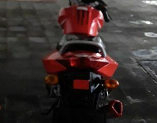 موتور سیکلت پیشرو پارس۲۵۰تقویت شده