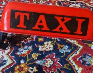 تابلو تاکسی