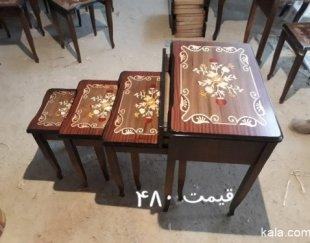 تولید کننده ی میز عسلی و میز اباژور
