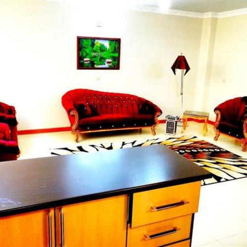 آپارتمان سوپر لوکس مبله دوخواب اصفهان