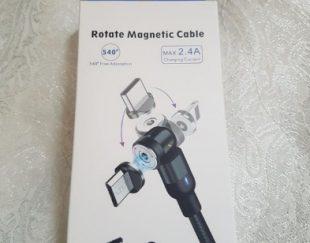 کابل شارژ مغناطیسی