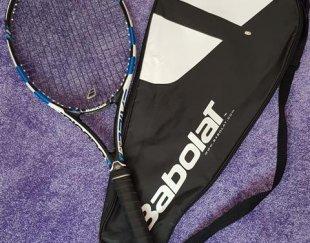 راکت تنیس اورجینال Babolat (بارکد دار) همراه با کیس
