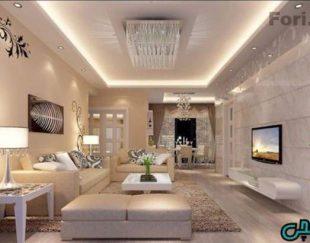 آپارتمان،۳۰۵ متر الهیه نوساز تک واحدی نور عالی و بدون مشرف قابل سکونت شاهکار معماری
