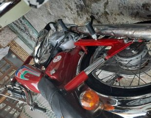 موتور وایدی ۱۰۰ تندرو ۱۰۰