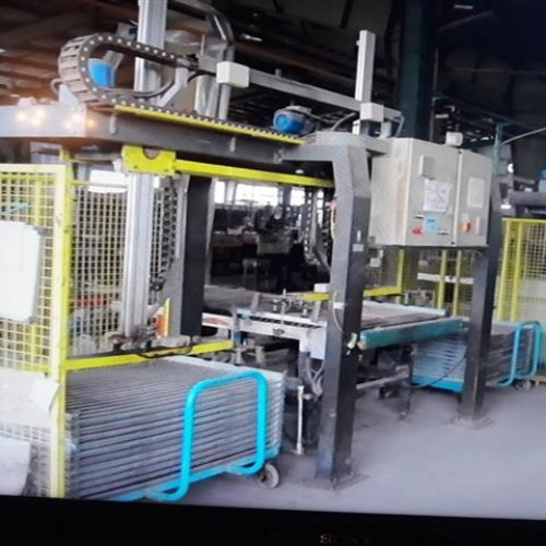 خط تولید کاشی پخت سوم ساخت ایتالیا