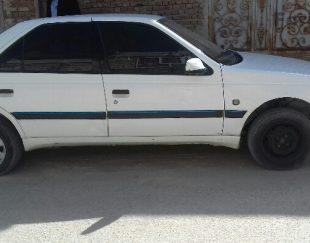 پژو ۴۰۵ مدل ۹۰