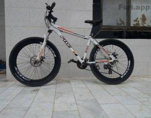 دوچرخه۲۶آلمینیومی درحد صفر