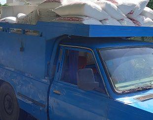 حمل نخاله پخش مصالح سراسرتهران بانیسان کمپرسی