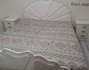 سرویس خواب همراه تخت ،کمد ،بوفه ،اینه ودراور صندلی