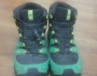 کفش سالامون اصل سایز ۳۷ سالم