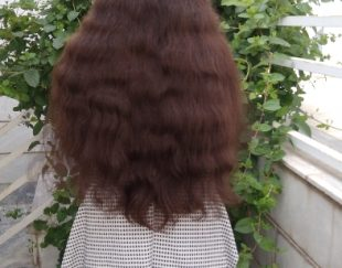 خریدار موهای بلند