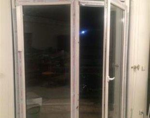 تعویض پنجره و توری پلیسه و بالکن شیشه ای تا شو