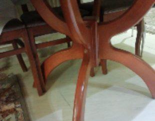 فروش میز و صندلی ناهار خوری
