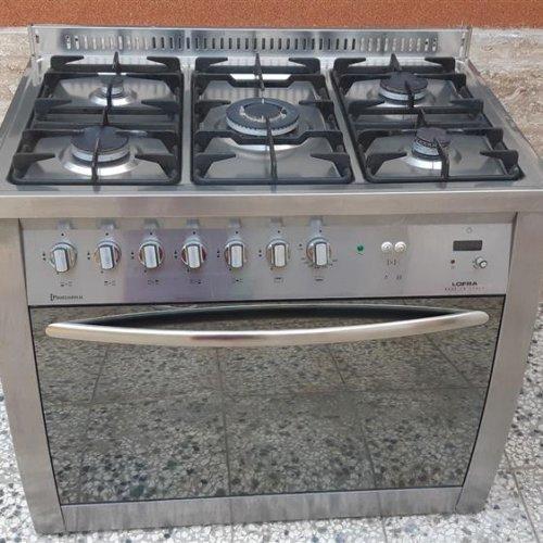 اجاق گاز لوفرا- اصل ایتالیا