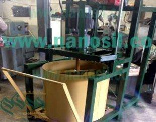 تجهیزات ماشین آلات تولید رنگ ساختمان .مواد شونده و شامپو