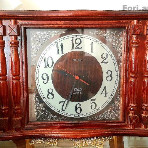 ساعت دیواری چوبی آنتیک