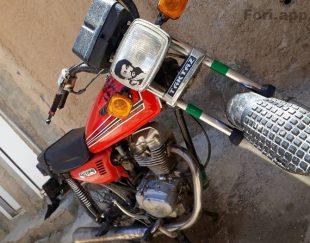 موتور مدل ۸۲ سالم
