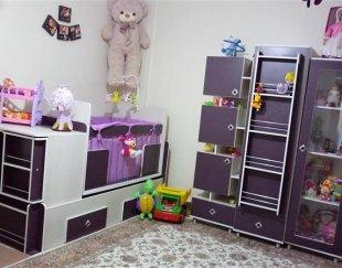 سرویس تخت و کمد نوزاد و نوجوان