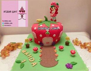 کیک دلبر – انواع کیک،کاپ کیک و کوکی با خاص ترین طرح ها