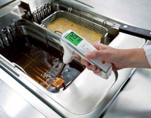 دستگاه تستر روغن خوراکی testo270
