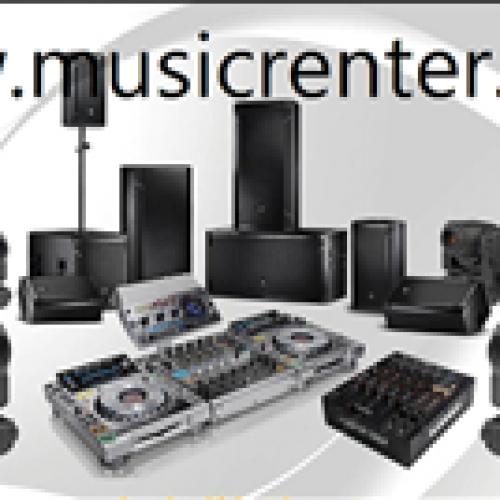 کرایه انواع سیستم صدا و باند میکسر میکروفن