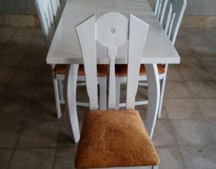 سرویس چوب ناهارخوری چوبیننو