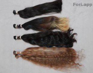 خریدار مو طبیعی بانوان