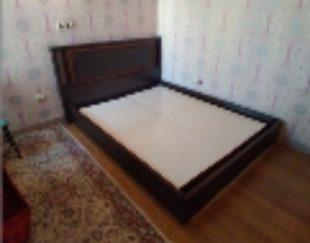 تخت دو نفره بدون تشک همراه با دراور