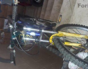 دوچرخه ۲۶ دو کمک ودنده ای