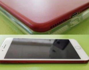 ایفون ۷ پلاس در حد صفر رنگ قرمز