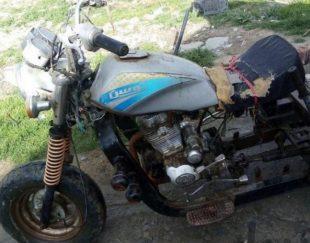 موتور سه چرخ توسن ۲۵۰