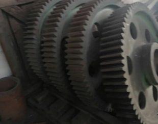 چرخ دنده فولاد اسپیکای المانی